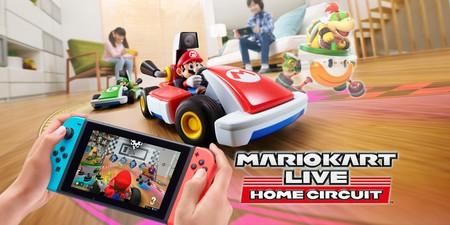 Ya conocemos el precio de los coches radiocontrol de Mario Kart Live: Home Circuit (y a los Reyes Magos les han entrado sudores fríos)