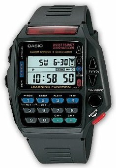 Reloj Casio mando a distancia