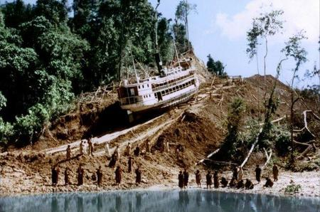 Gran Cine de Aventuras: 'Fitzcarraldo', la cólera del hombre