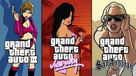 'GTA: The Trilogy' es oficial: tres clásicos de Rockstar remasterizados para todas las consolas, PC y hasta móviles