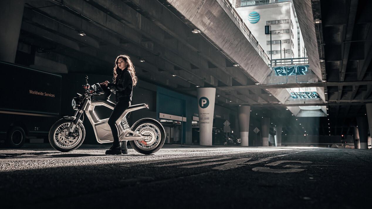 Foto de Sondors Metacycle 2021 (3/10)