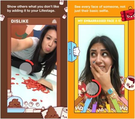 Facebook lanza Lifestage: ¿otra app inspirada en Snapchat?
