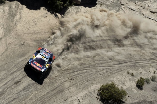 Stephane Peterhansel Dakar 2016