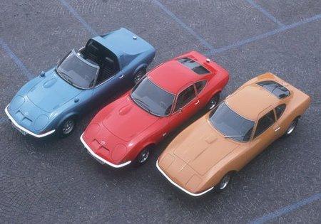 1969 Opel Aero GT: el descapotable que quedó en prototipo