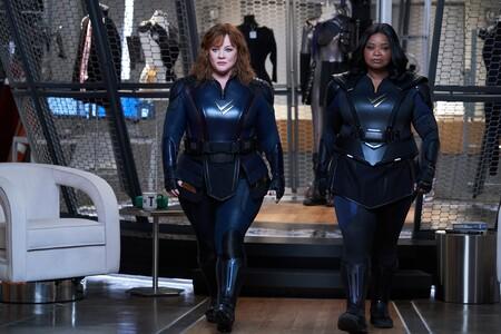 'Patrulla Trueno': Netflix lanza el tráiler y pone fecha al estreno de la película de superhéroes con Melissa McCarthy y Octavia Spencer