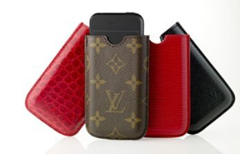 Lo último: fundas para el iPhone de Louis Vuitton