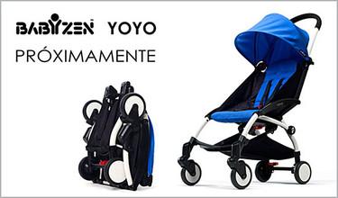 """""""Yoyo"""": una silla de paseo que puede ir como equipaje de mano en los aviones"""