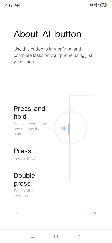 Foto de Xiaomi Mi Mix 3 interfaz (3/23)