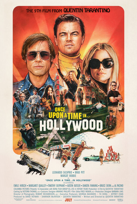 Once Upon A Time In Hollywood Ver7