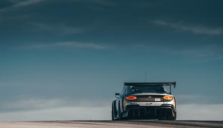 Andy Soucek Bentley Continental GT3