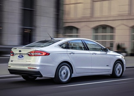 Ford Fusion 2019 2