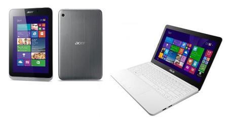 Microsoft dispuesto a competir en la gama baja, portátiles y tablets más baratos