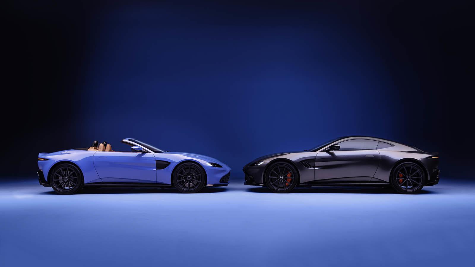 Foto de Aston Martin Vantage Roadster 2020 (5/11)