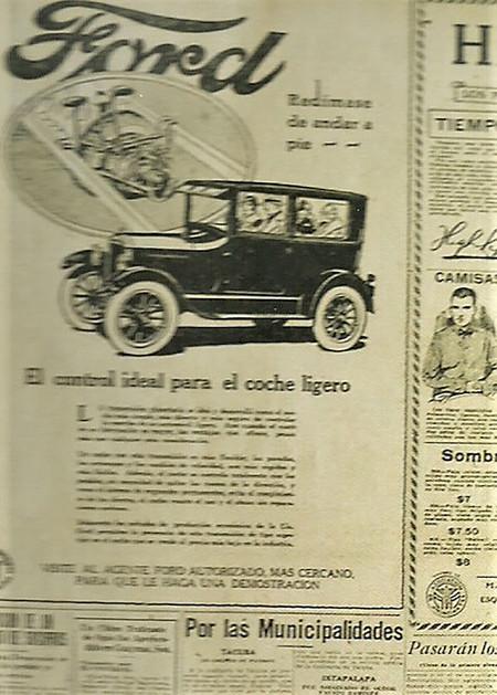 Primeros Autos En Mexico 28