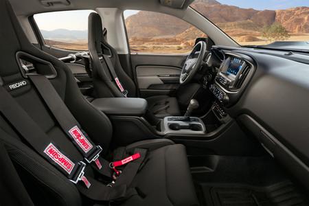 Chevrolet Colorado ZH2 Concept Interior