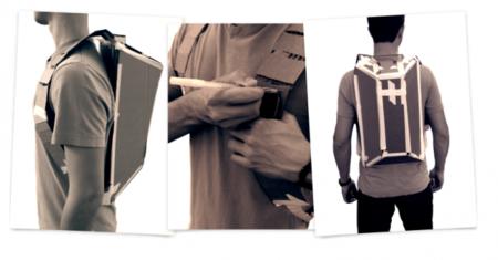 Prism: La mochila que ofrece carga solar