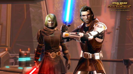 Star Wars The Old Republic estrena capítulo, sistema de recompensas y hasta nuevo tráiler