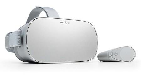 Oculus Go, las gafas independientes para la realidad virtual ya se puede comprar en México