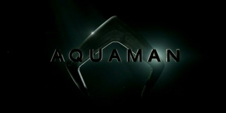 Aquaman Logo Oficial Warner Imagen