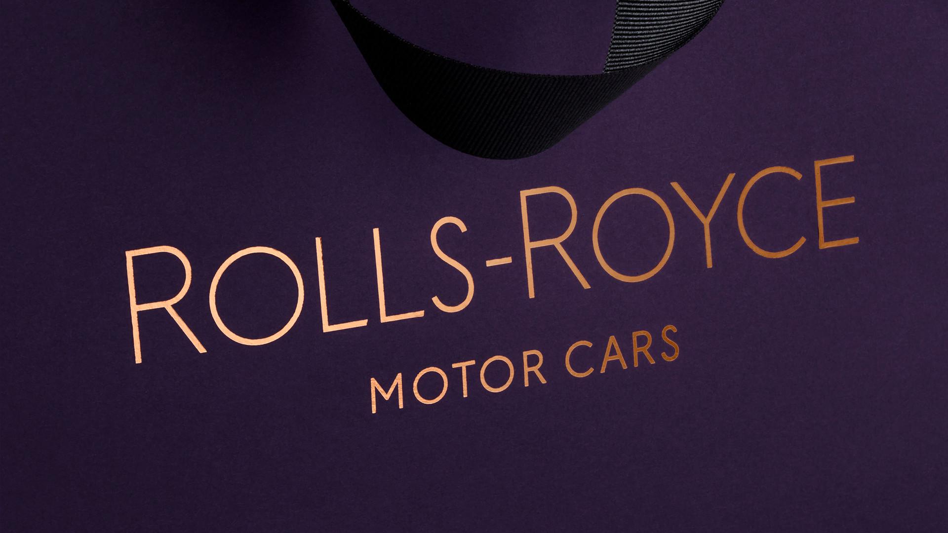 Foto de Nuevo logotipo Rolls-Royce (4/17)
