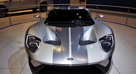 El nuevo e imponente Ford GT, un deportivo de ensueño