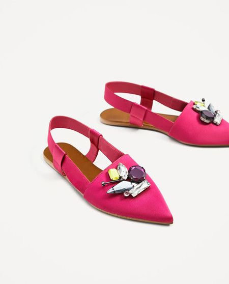 bodas zapato plano comunion celebracion