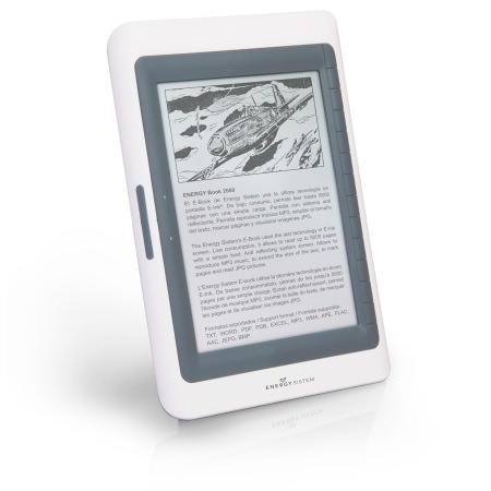 Energy Sistem presenta sus lectores de libros electrónicos