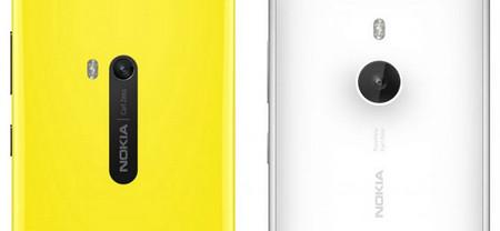 Trasera Lumia 920 vs Lumia 925