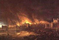 El Gran Incendio de Londres no acabó con la Gran Peste