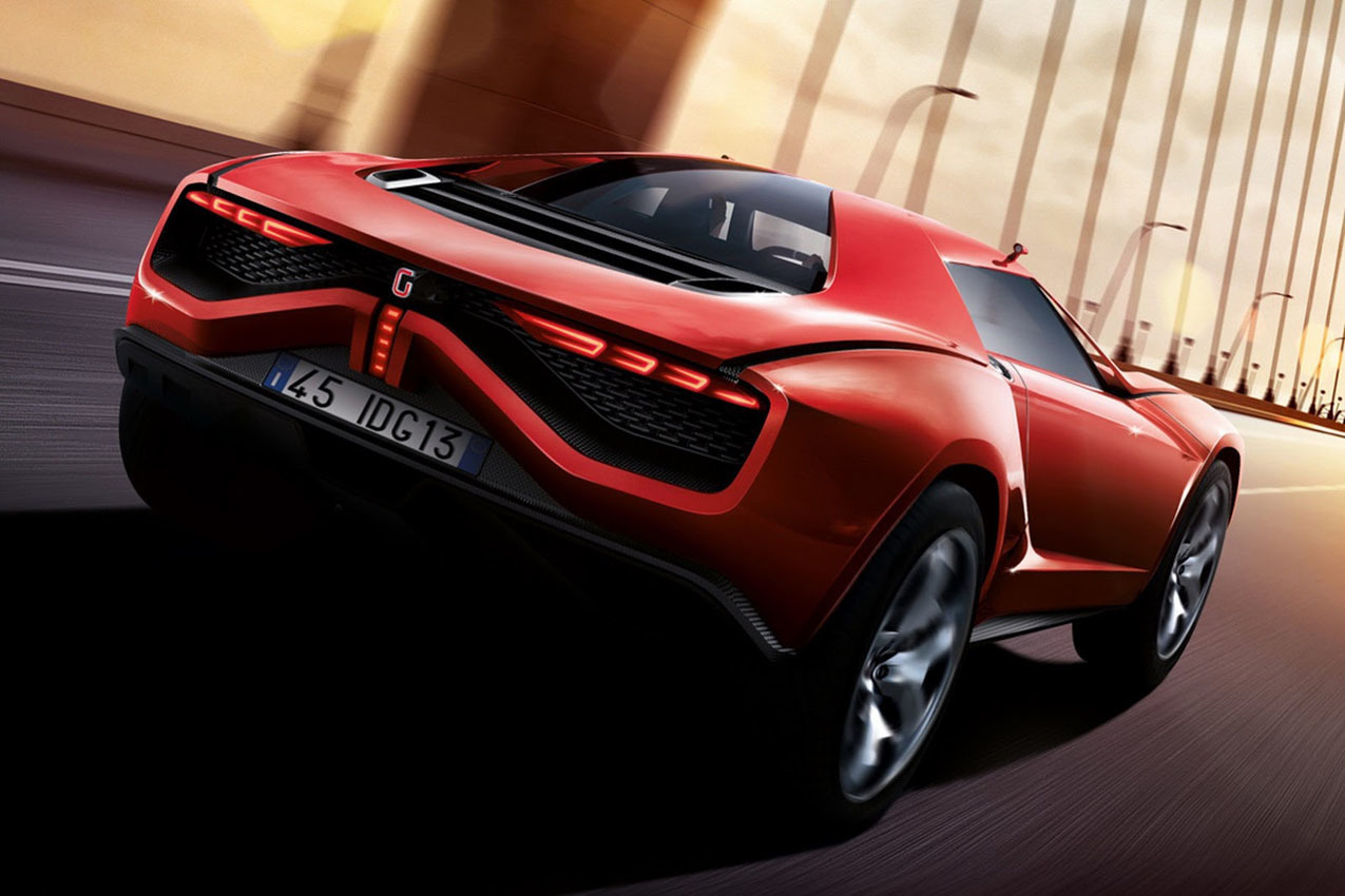 Foto de Italdesign Giugiaro Parcour Coupé y Roadster (14/21)