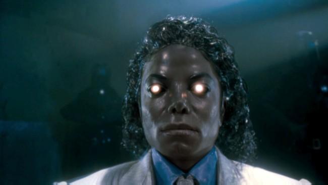 Michael Jackson en Moonwalker