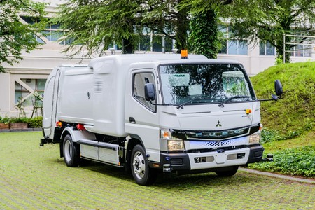 Fuso Ecanter Sensorcollect 4