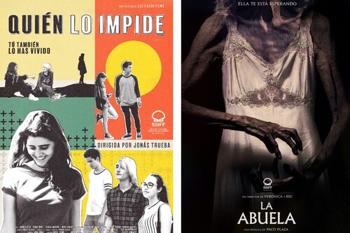 Festival de San Sebastián 2021 | 'Quién lo impide' nos acerca a la juventud de la mano de Jonás Trueba, y en 'La abuela' Paco Plaza nos recuerda el terror a la vejez