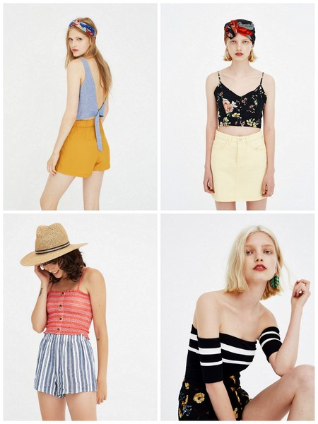 Tops Rebajas Pull And Bear