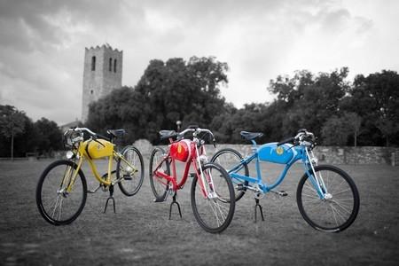 Otocycles, las bicicletas eléctricas que te devolverán a los años 50