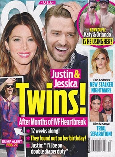 Y más embarazos, de gemelos y todo