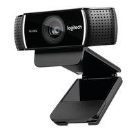 Logitech  C922 Pro Stream, una webcam pensada para jugones