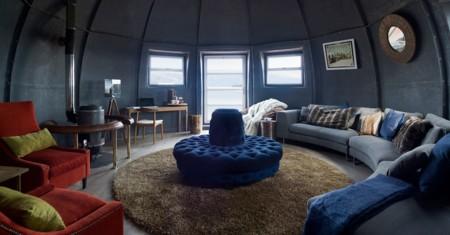 Hotel en La Antartida