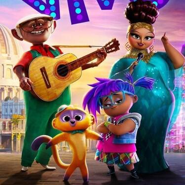 'Vivo': un colorido pero poco memorable musical animado de Netflix realzado por las canciones de Lin-Manuel Miranda