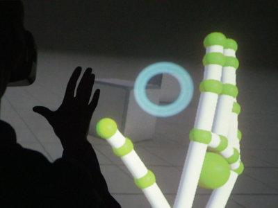 Leap Motion mete tus manos dentro de la realidad virtual: Orion