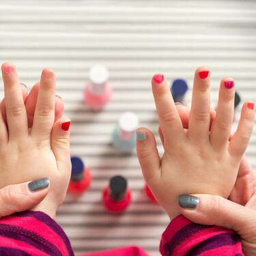 Esmaltes y lacas de uñas en niños: ¿son seguros?