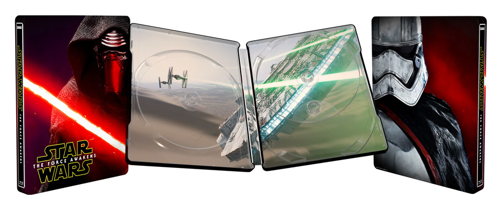 Star Wars Steelbook