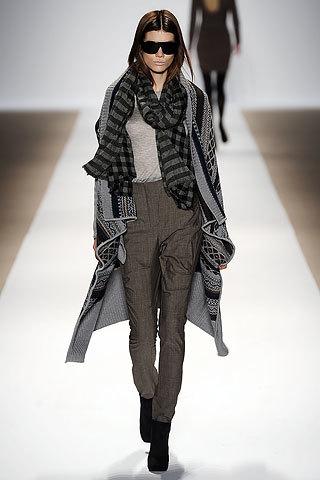 Una prenda de abrigo alternativa: los ponchos
