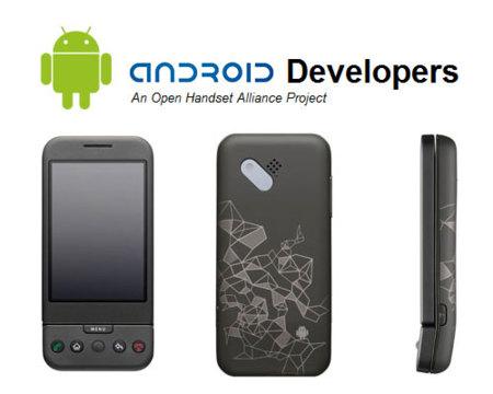 Google lanza un G1 desbloqueado para desarrolladores