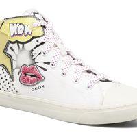50% de descuento en estas molonas zapatillas Geox. 50 euros en Sarenza con envío gratis