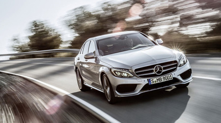 Mercedes Benz Clase C 2014
