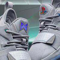 Sony y Paul George se unen para distribuir unas zapatillas Nike inspiradas en la primera PlayStation