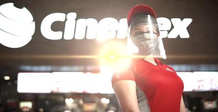 Cinemex Reabre Cines En Mexico
