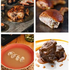 La mejor comida a domicilio para no cocinar en Navidad (también de restaurantes con estrella Michelin)