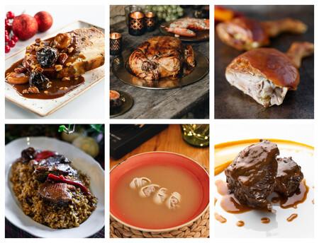 La Mejor Comida A Domicilio Para No Cocinar En Navidad También De Estrella Michelin